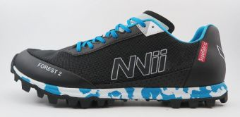 шиповки NVII FOREST 2 BLACK/BLUE